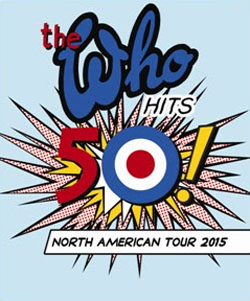 The Who North American Tour