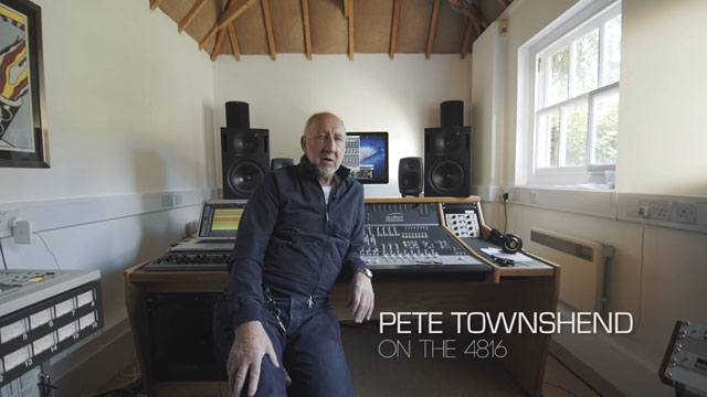 Pete-Townshend-in-the-Studio-with-Audient