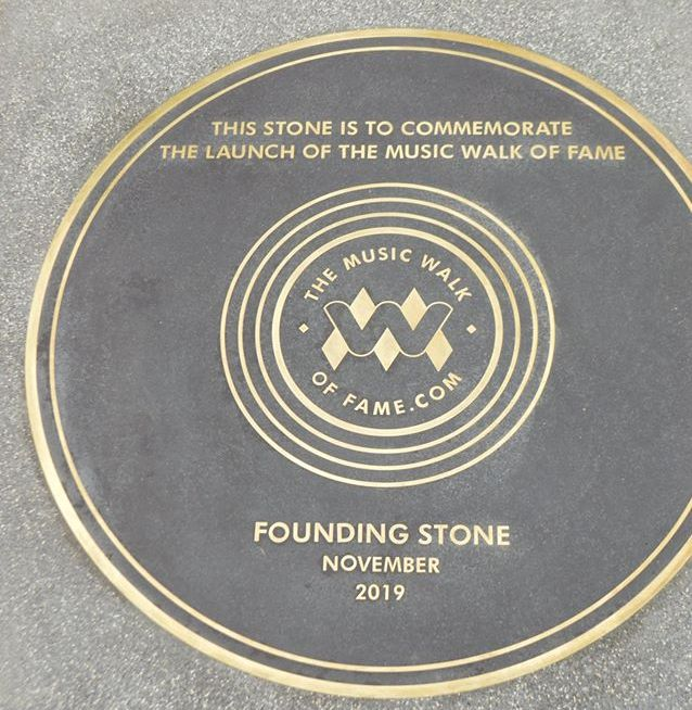 Music Walk Of Fame