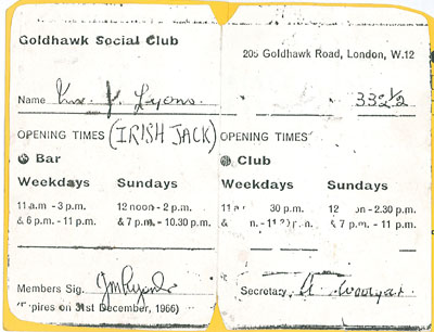 GoldhawkClubCard