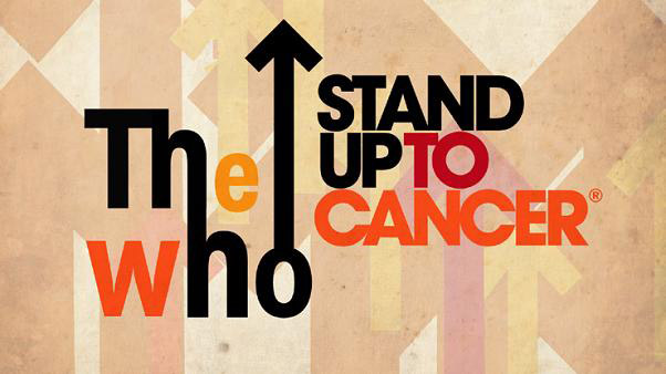 TheWhoStandUpToCancer