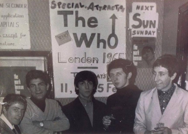 The Who Ealing Club